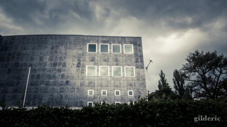 Le Palais des Congrès de Liège