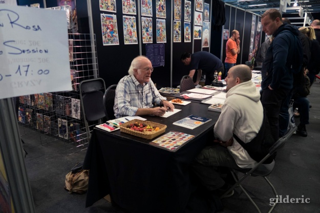 Don Rosa dédicace à FACTS 2016