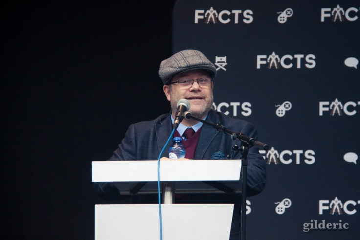 Q&A avec Sean Astin à FACTS 2016