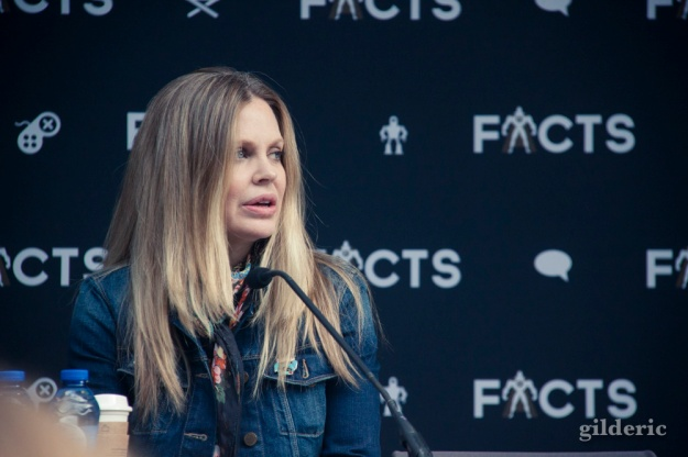 Q&A avec Kristin Bauer à FACTS 2016