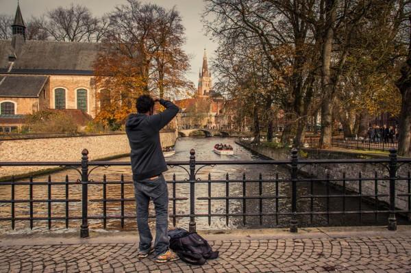Visiter Bruges en automne