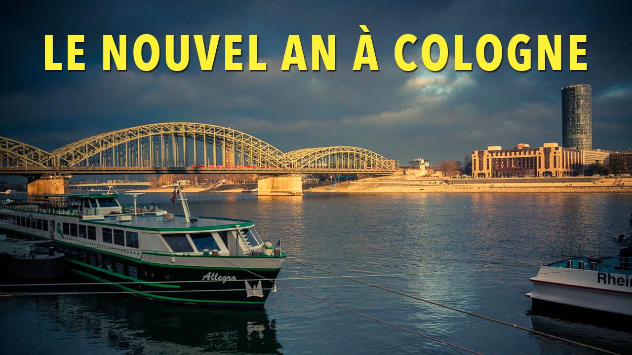 Le Nouvel An à Cologne