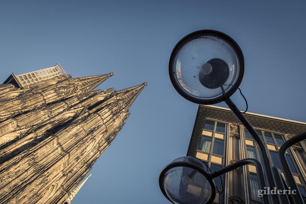 Cathédrale de Cologne (extérieur)