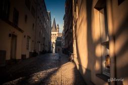 Jour de l'An sous le soleil à Cologne