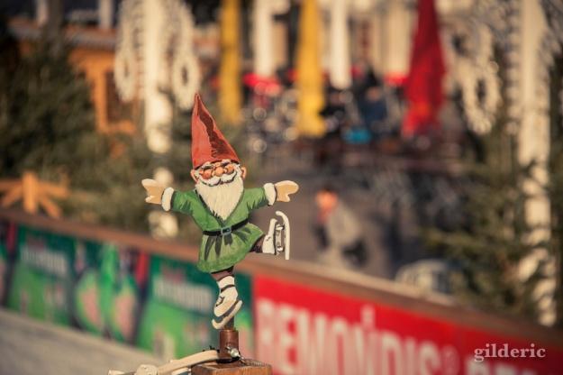 Lutin et Marché de Noël à Cologne