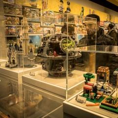 Etoile Noire, Lego Store, Cologne