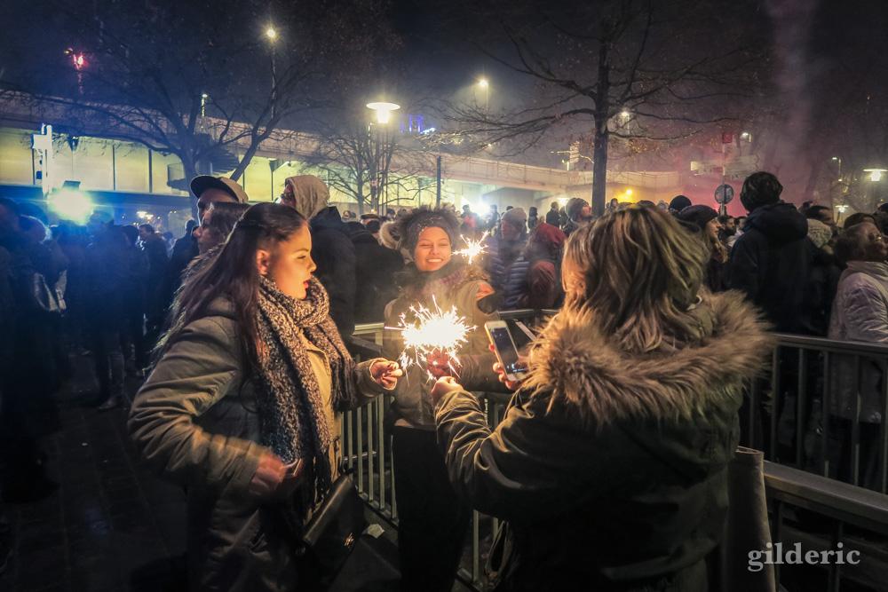 Nouvel an à Cologne : fusées et pétards
