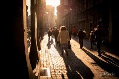 Lumière et ombres d'hiver (Liège)