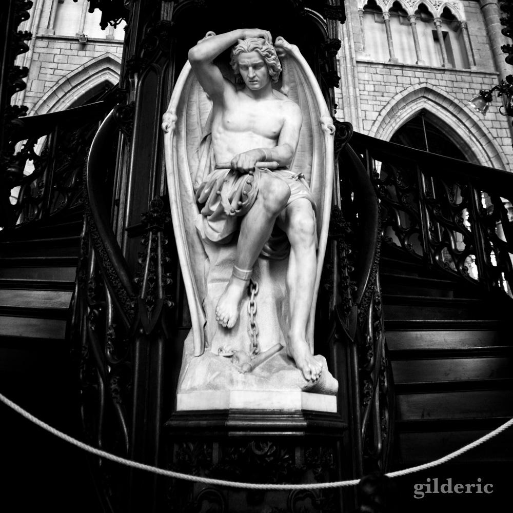 La beauté du diable (Cathédrale Saint-Paul)