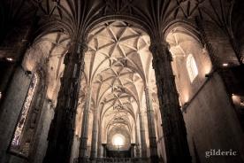 Le monastère des Hiéronymites (Belém, Lisbonne)