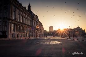Soleil levant sur les Princes-Evêques (Liège)