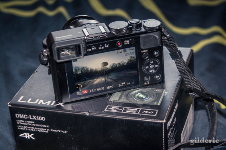 Panasonic Lumix LX100 (premières impressions)