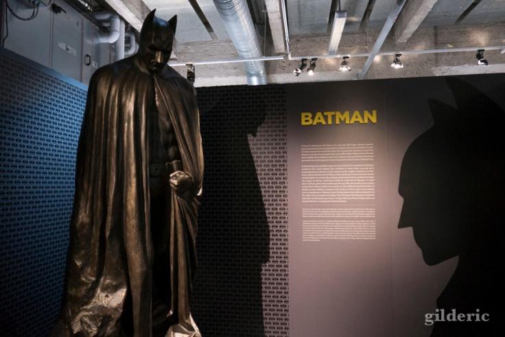 Statue de Batman
