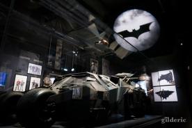 Maquette de la Batmobile