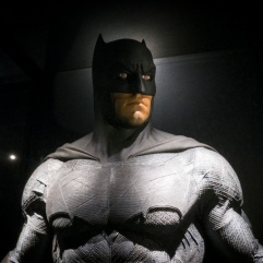 Costume de Batman (gros plan)