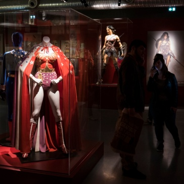 Costume de Wonder Woman (série TV)