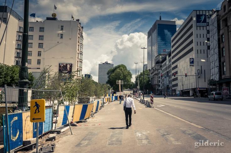 Photographier la ville et ses habitants en été