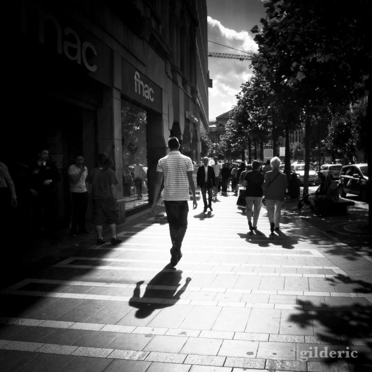 Photographier la ville en noir et blanc