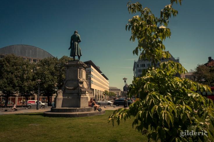 Photographier la ville en été
