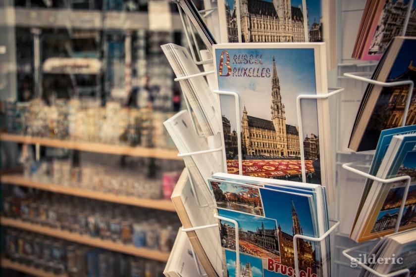 Cartes postales de Bruxelles