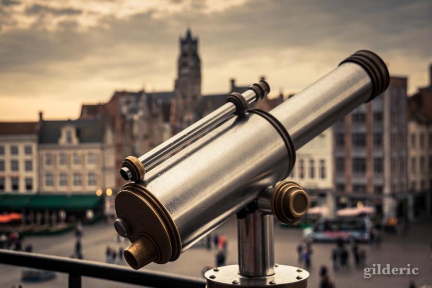 Téléscope touristique
