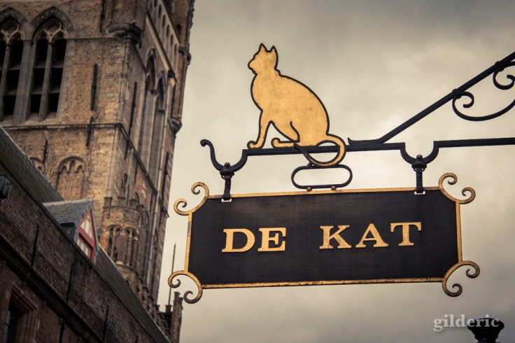 De Kat (enseigne urbaine)