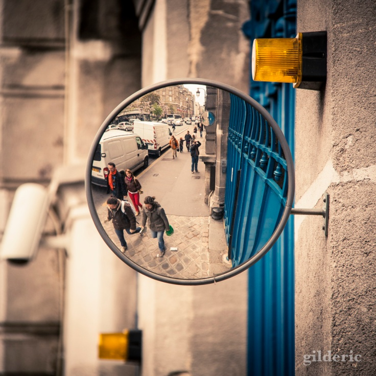 Miroir urbain