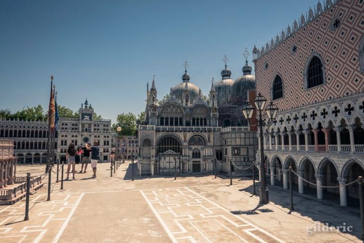 Venise en miniature (Italia in Miniatura)