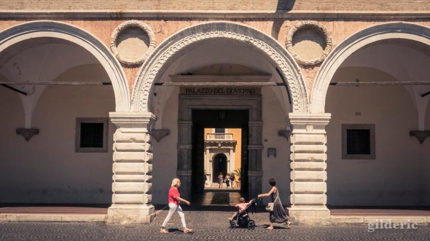 Promenade à Pesaro