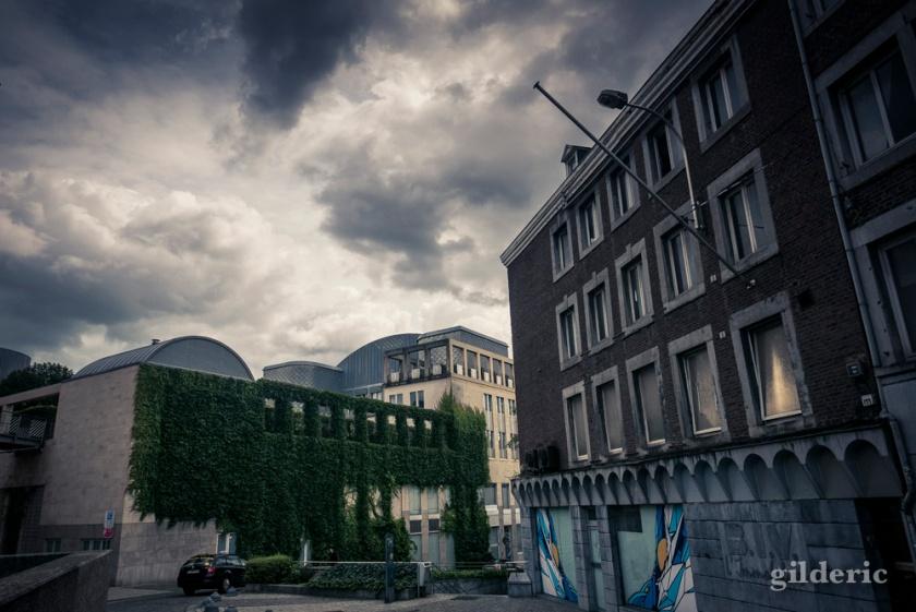 Dark Summer : Liège