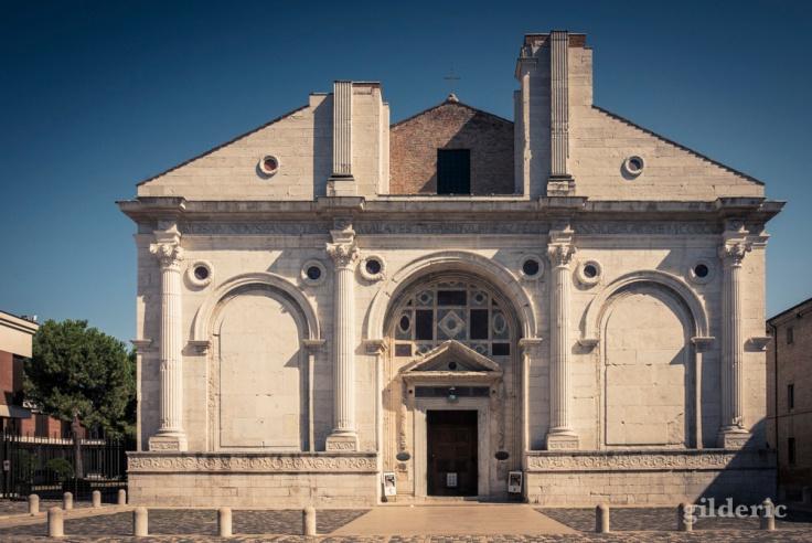Le Temple Malestesta à Rimini