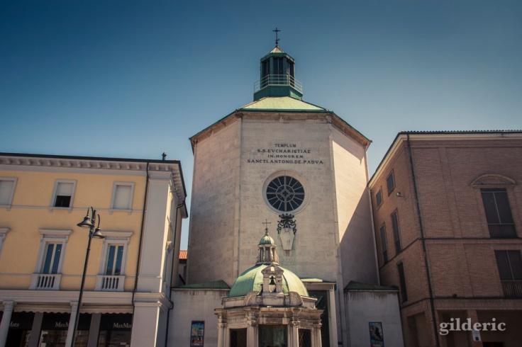Eglise Saint-Antoine de Padoue à Rimini