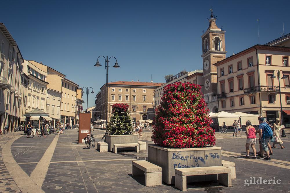 Bella Italia : Auguste, Jules César et les 3 Martyrs deRimini