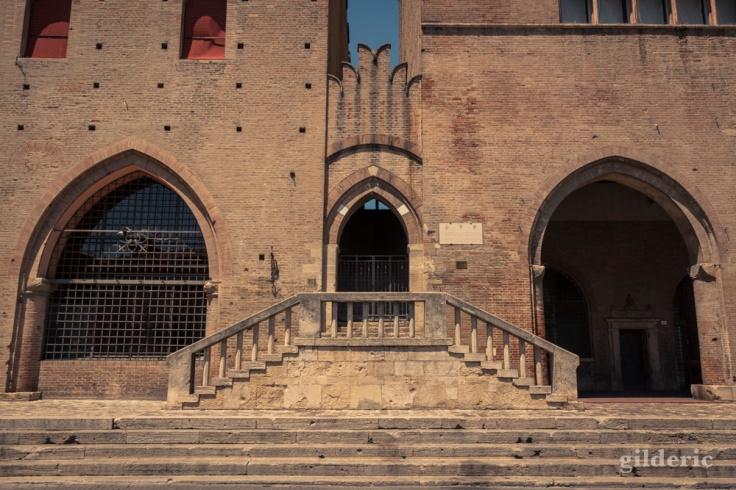 Palazzo dell'Arengo Piazza Cavour à Rimini