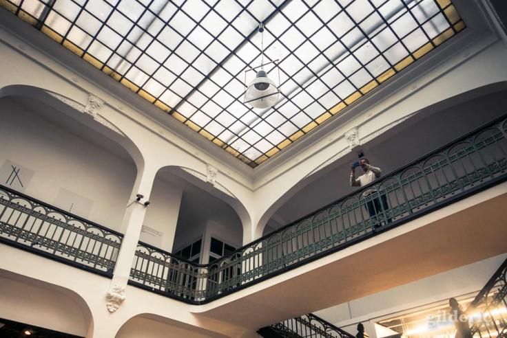 Café Numérique Liège au Centre d'art contemporain Les Brasseurs