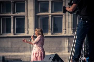 Chantal Goya en concert (Wallos de Liège 2016)