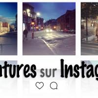 Aventures sur Instagram