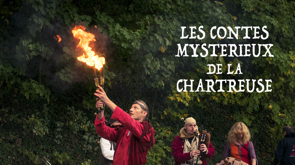 Les contes mystérieux de laChartreuse