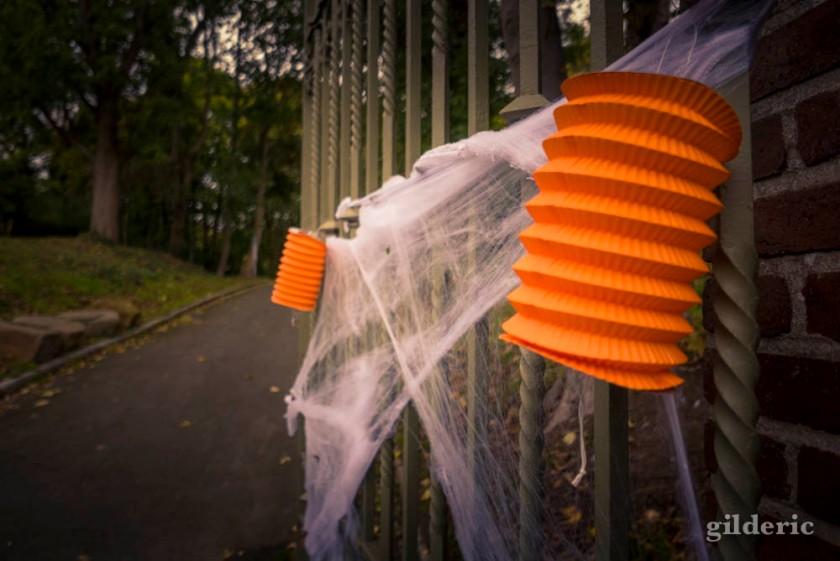 Halloween au parc de la Chartreuse