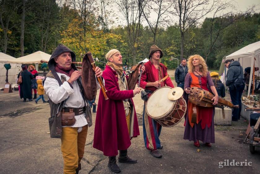 Troubadours aux Contes mystérieux de la Chartreuse