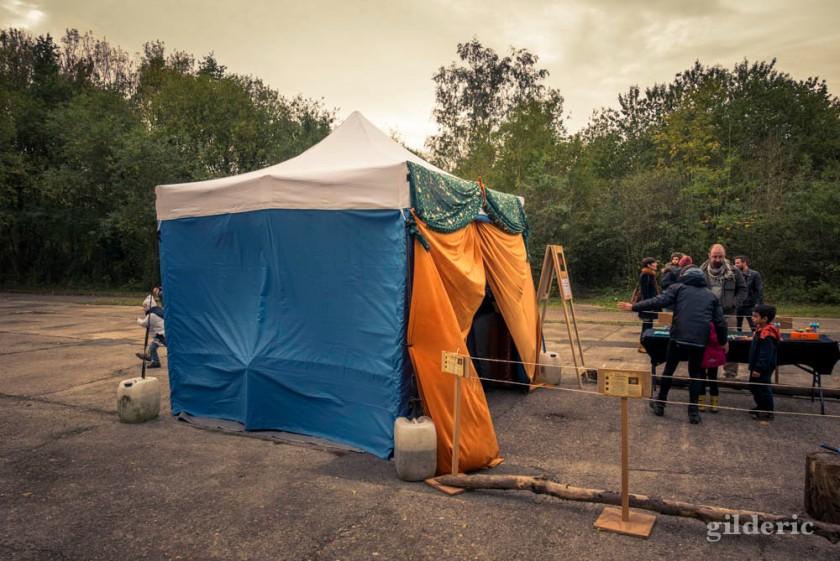 Tente du mage - Contes mystérieux de la Chartreuse