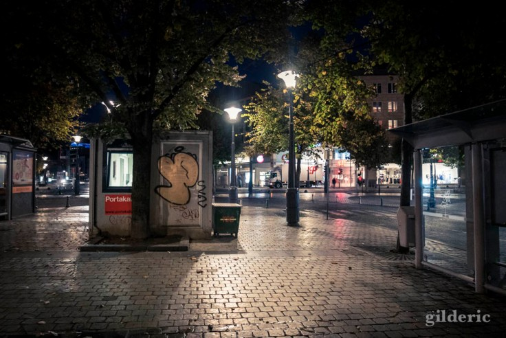 Jour de grève : pas de bus à Liège