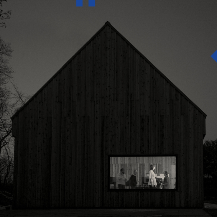The National - Sleep Well Beast (pochette)