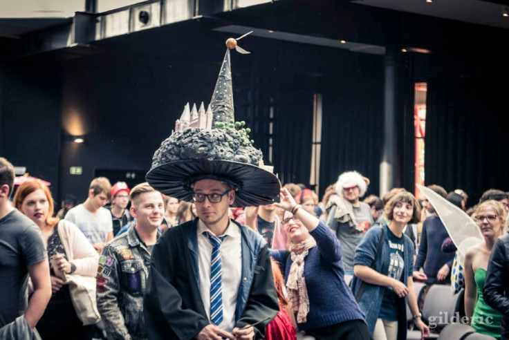 Le Chapeau Poudlard (Harry Potter) à FACTS 2017