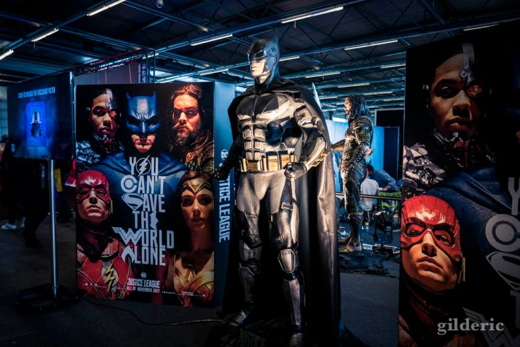 Batman sur le stand Justice League, FACTS 2017