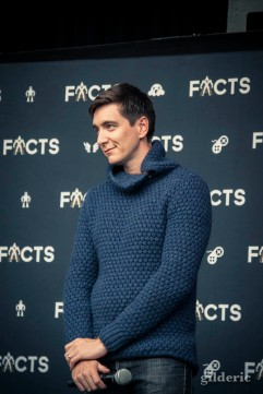 FACTS 2017 : rencontre avec Oliver Phelps (George Weasley)