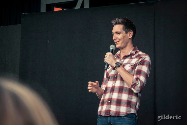 FACTS 2017 : rencontre avec James Phelps (Fred Weasley)