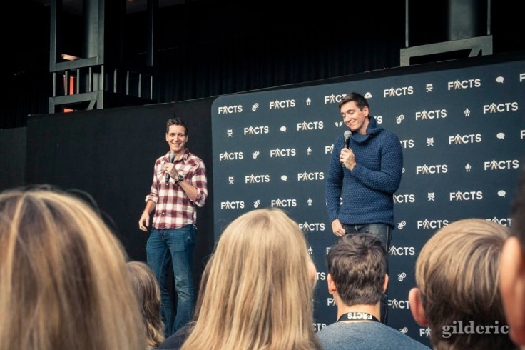 FACTS 2017 : Q&A avec James et Oliver Phelps (Fred & George Weasley)