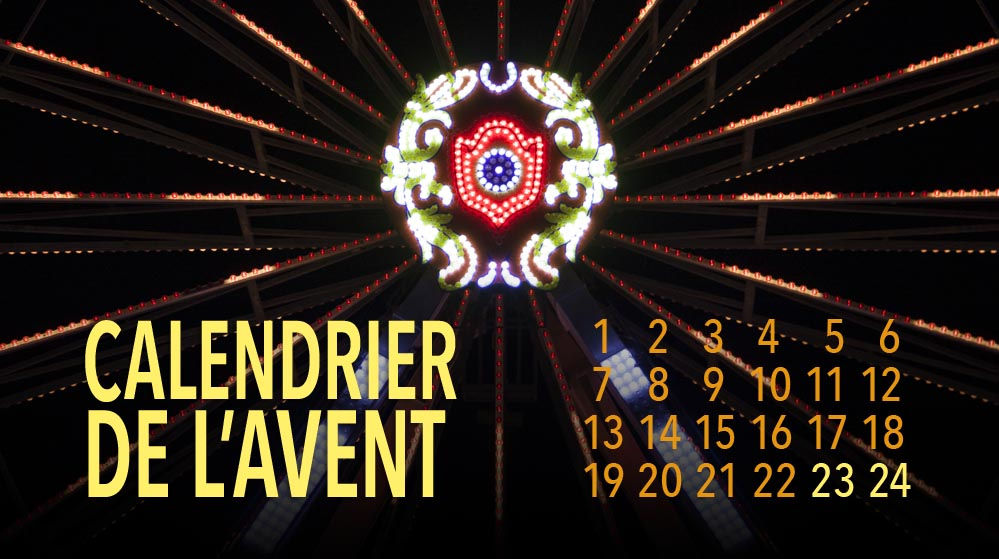 Calendrier de l'Avent #22 : I'll be home for Christmas