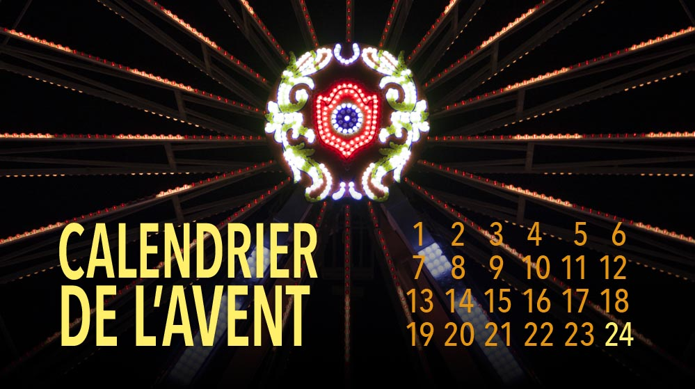 Calendrier de l'Avent #23 : Santa Claus is coming to town